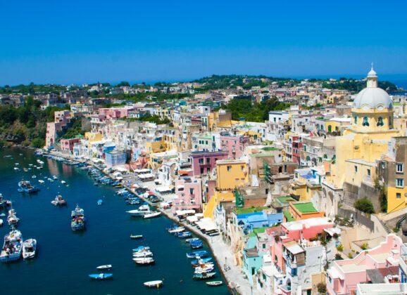 Procida – šareni raj u blizini Napulja