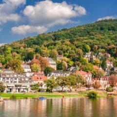 Hajdelberg – bajkoviti grad Nemačke