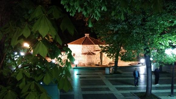 U tursko doba u centru su se nalazile brojne zanatske radnje, Milošev konak i tursko kupatilo – amam