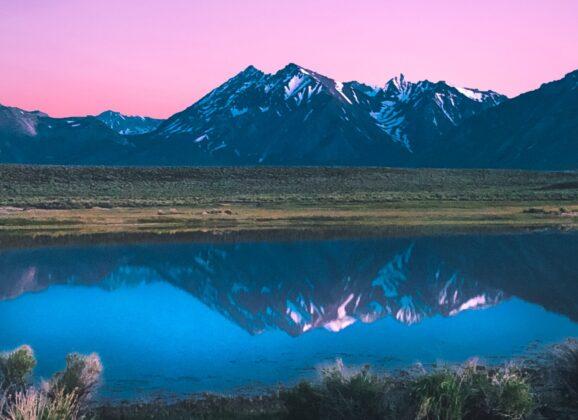 7 najlepših jezera u Sjedinjenim Američkim Državama