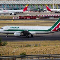 Alitalia – bez letova iz Beograda i Podgorice do marta 2021. godine!