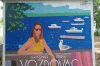 """Mural """"Voždovac"""", umetnika Peđe Te8"""