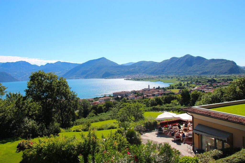 Lombardija Franciacorta